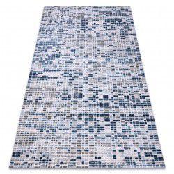 Akril DIZAYN szőnyeg 124 kék