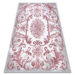 Akril USKUP szőnyeg 352 Dísz rózsaszín