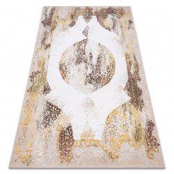 Akril USKUP Dísz szőnyeg szüret 355 bézs
