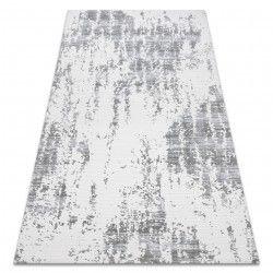 Akril USKUP Konkrét szőnyeg 9484 elefántcsont / szürke