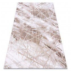 Akril USKUP szőnyeg Csillagkép 9487 krém / barna