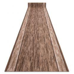 Csúszásgátló futó szőnyeg RAMA barna