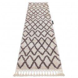 Szőnyeg, Futó szőnyegek BERBER BENI krém - a konyhához és a folyosóra