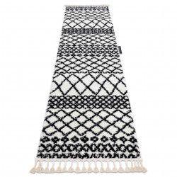 Szőnyeg, Futó szőnyegek BERBER SAFI fehér - a konyhához és a folyosóra
