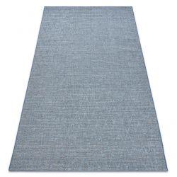 Fonott sizal Fort szőnyeg 36212355 kék