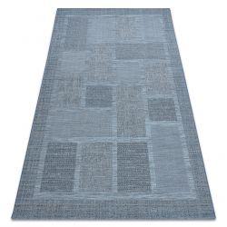 Fonott sizal Fort szőnyeg 36209535 kék