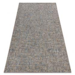 Fonott sizal Fort szőnyeg 36202352 bézs / kék