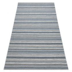 Fonott sizal Fort szőnyeg 36299053 szürke / kék