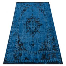 Vintage szőnyeg 22205073 kék