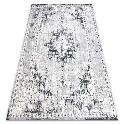 Vintage szőnyeg 22205556 szürke