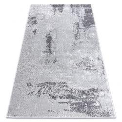 Modern MEFE szőnyeg 8731 Vintage - Structural két szintű gyapjú szürke