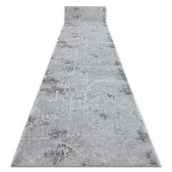 MEFE futó szőnyeg Structural 8725 két szintű gyapjú szürke