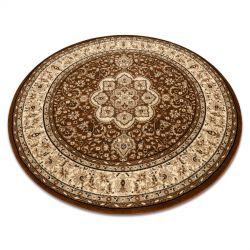 Royal szőnyeg kör adr 521 barna