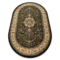 Royal szőnyeg ovális adr 521 zöld