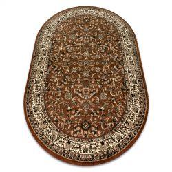 Royal szőnyeg ovális adr 1745 barna