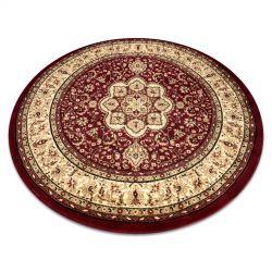 Royal szőnyeg kör adr 521 bordó