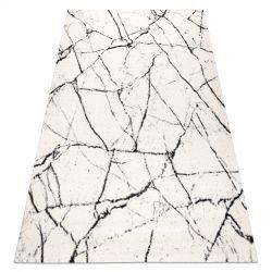 GNAB szőnyeg 60639563 Üveggolyó korszerű fehér / fekete