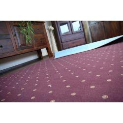 Chic szőnyegpadló szőnyeg 087 ibolya