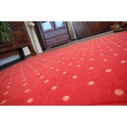 Chic szőnyegpadló szőnyeg 110 piros