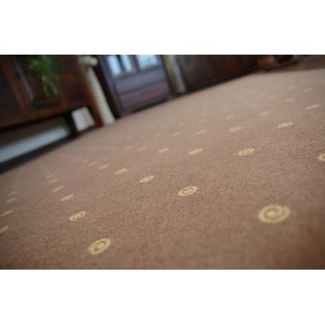 Chic szőnyegpadló szőnyeg 144 barna