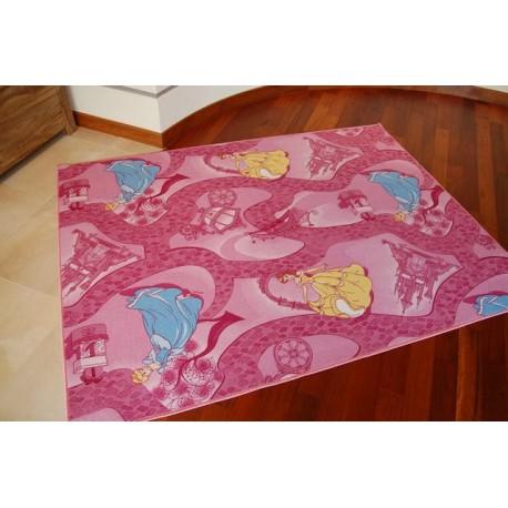 Disney szőnyegpadló szőnyeg CELEBRATION rózsaszín