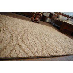 Flow szőnyegpadló szőnyeg 992 barna