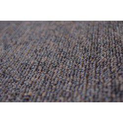 Astra szőnyegpadló szőnyeg fényes barna 979