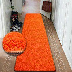Shaggy futó szőnyeg 5cm narancs