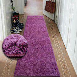 Shaggy futó szőnyeg 5cm ibolya