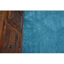 Phoenix szőnyegpadló szőnyeg 72 türkiz