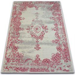 Vintage szőnyeg Rozetta 22206/062 rózsaszín