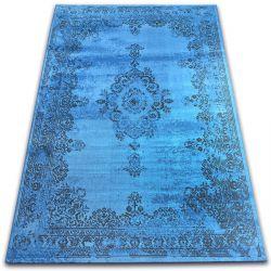 Vintage szőnyeg Rozetta 22206/043 kék