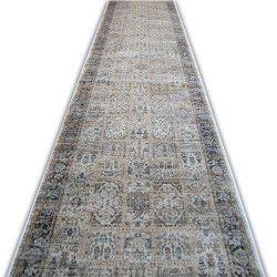 Jasmin futó szőnyeg 8580 elefántcsont fekete