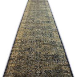 Jasmin futó szőnyeg 8580 fekete Bézs