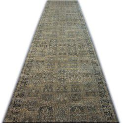 Jasmin futó szőnyeg 8580 vizon fekete