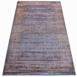 szőnyeg heat-set Jasmin 8580 kék