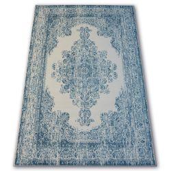 Akril deniz szőnyeg 7481 Mavi
