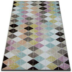 Akril yazz szőnyeg 7660 Pudra