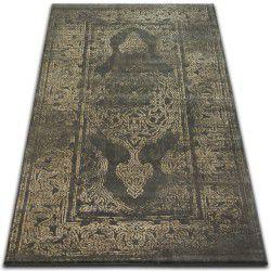 Drop jasmine szőnyeg 456 Vizon/D.Bézs