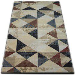 Drop jasmine szőnyeg 736 L.Bézs/Rozsda