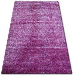 Shaggy narin szőnyeg P901 lila