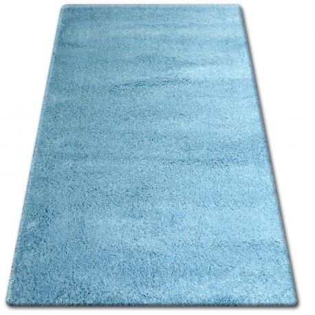 Shaggy narin szőnyeg P901 kék