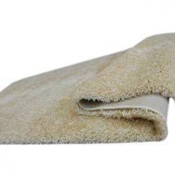 Shaggy szőnyegpadló szőnyeg NARIN fokhagyma/Arany Bézs