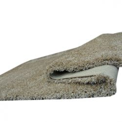 Shaggy szőnyegpadló szőnyeg NARIN sötét Bézs