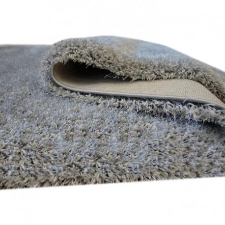 Shaggy szőnyegpadló szőnyeg NARIN szürke