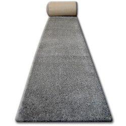 Shaggy futó szőnyeg poliészter NARIN P901 szürke