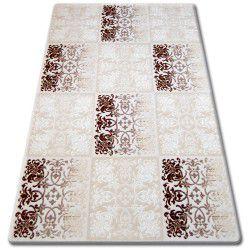 Akril carmina szőnyeg 0110 Elefántcsont/C.Cream