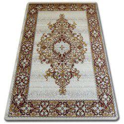 Akril carmina szőnyeg 0066 Cream/ L.Barna