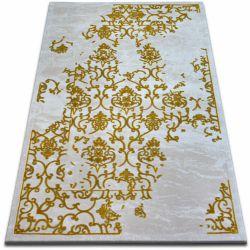 Akril beyazit szőnyeg 1798 C. Elefántcsont/Arany