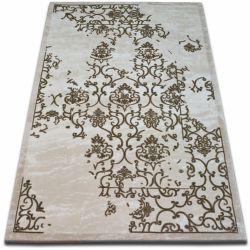 Akril beyazit szőnyeg 1798 C. Elefántcsont/K. Barna